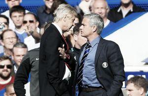 Mourinho vs Wenger, un duelo más allá de la cancha