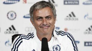 """Mourinho: """"Hemos venido a certificar la clasificación"""""""