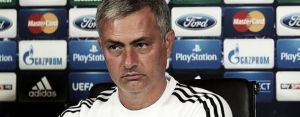 "Mourinho: ""Será un partido digno de la Champions League"""