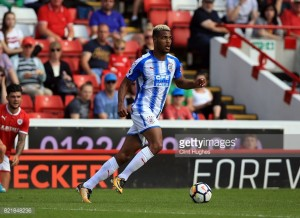Steve Mounié Looking forward to Premier League and feels responsible as striker for goals