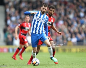 "Huddersfield Town's Steve Mounié says the Terriers will ""fight until the end"" in relegation battle"