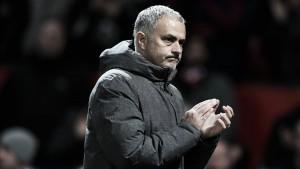 """José Mourinho: """"Merecíamos el triunfo"""""""