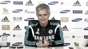 """Mourinho: """"Cuando consigues que el partido se juegue como quieres, es fantástico"""""""