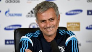 """Jose Mourinho: """"We have to play our own game"""""""