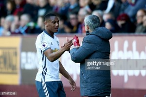 """Martial showed """"attitude and appetite,"""" claims pleased Mourinho"""