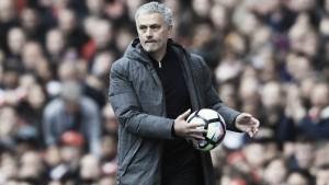 """José Mourinho: """"Esperamos que Lukaku pueda estar disponible para la final de FA Cup"""""""
