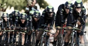 Vuelta a España Stage One: Movistar get off to a fast start