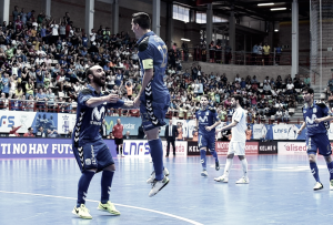 Movistar Inter arrolla a Santa Coloma y fuerza el tercer partido