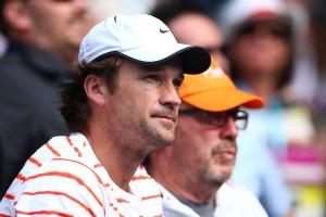 Carlos Moya Comments on Milos Raonic and Rafael Nadal's Futures