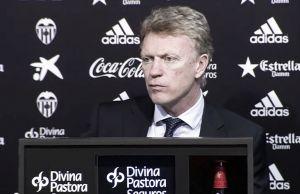 """David Moyes: """"Hemos vendido muy baratos los dos goles"""""""