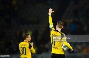 Borussia Dortmund 8-4 Legia Warsaw: Goals galore at the Westfalenstadion