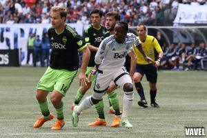 Vancouver Whitecaps Vs. Seattle Sounders Photogallery