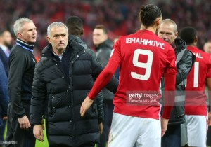 Mourinho: Ibrahimović will have to earn back his place