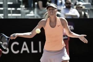 WTA, Maria Sharapova rinuncia anche alla stagione sull'erba