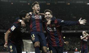 Messi, Suárez, Neymar: The best ever?
