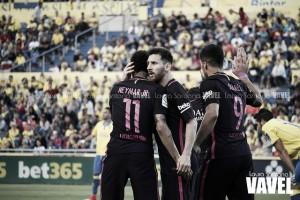 El Barça más letal de la historia: 116 goles en Liga