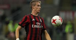 Milan, distorsione alla caviglia per Conti: a rischio contro la Lazio?