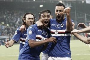 Un urlo colombiano ammaina il Genoa: è Muriel l'uomo derby