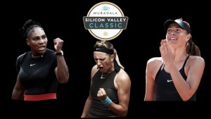 WTA San Jose: Serena Williams, Maria Sharapova, and Victoria Azarenka headline packed field