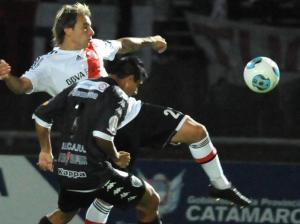 Copa Argentina: La arenga de Estudiantes de Caseros antes de vencer a River