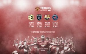 Anunciadas las fechas de la gira estadounidense del Manchester United