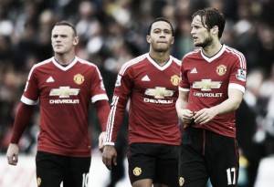 Report: Louis van Gaal lost the dressing room at Manchester United