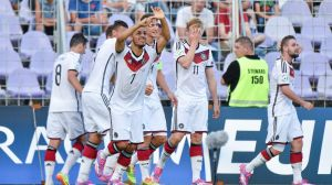 Germany Under 19's crowned UEFA Under-19 European Champions