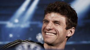"""Müller: """"No nos hemos dado por vencidos todavia"""""""
