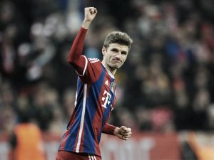 Bayern Munich 3-0 CSKA Moscow: Bayern cement top spot with a comfortable home win