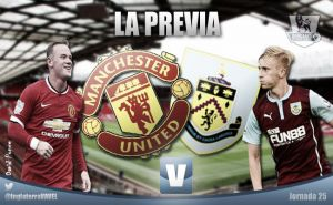 Manchester United - Burnley: duelo dispar en Old Trafford