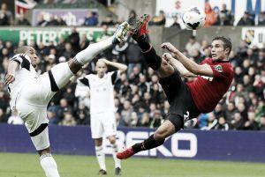 Manchester United - Swansea: choque de dos proyectos nuevos