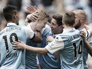 1860 Munich 2-1 St. Pauli: Lions victorious in relegation battle