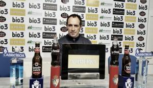"""Munitis: """"Vamos a Valladolid sin ningún tipo de complejo"""""""