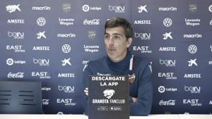 """Muñiz: """"El Oviedo aspira a lo mejor"""""""
