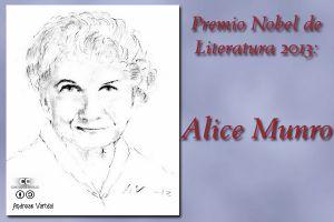 Alice Munro, decimotercera mujer en obtener el Nobel de Literatura