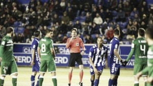 MunueraMontero será el encargado del Leganés - Deportivo