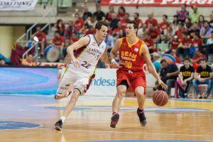 UCAM Murcia- Laboral Lutxa: duelo directo por la Copa del Rey