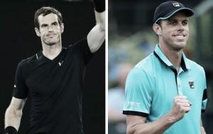 Andy Murray vence Sam Querrey na terceira rodada do Australian Open (3-0)