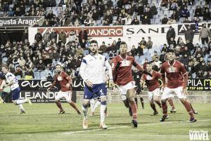 Precedentes históricos: Real Murcia - Real Zaragoza