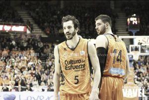 Valencia Basket - UCAM Murcia: primer test de la pretemporada
