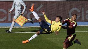 Jeison Murillo debuta oficialmente con Colombia