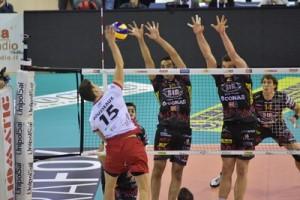 Volley M, Superlega A1 Unipol Sai: il punto sulla settima giornata