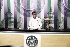 Andy Murray: ''Mi mejor tenis está todavía por llegar''