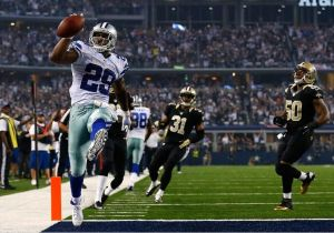 Los Cowboys sorprenden a los Saints