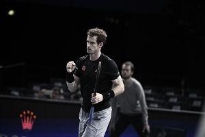 Atp Parigi-Bercy, Murray resiste a Gasquet ed è in semifinale
