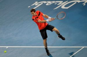 Implacables Murray y Wawrinka