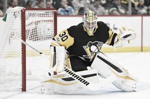 Matt Murray week-to-week with lower body injury