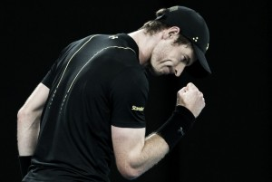 Australian Open: Andy Murray cruises past Andrey Rublev
