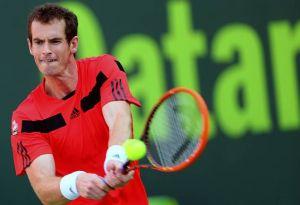 Atp: a Doha fuori Murray, Nadal avanti con fatica