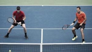 Dupla Murray/Soares estreia com vitória tranquila no Masters 1000 de Cincinnati
